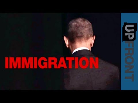 Barack Obama: The deporter-in-chief - UpFront Reality Check