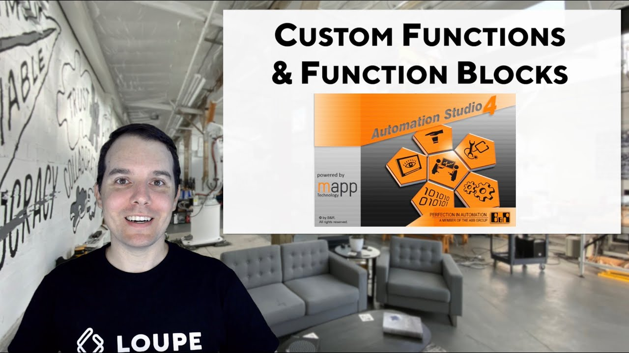 Hello B&R: Custom Libraries, Functions, and Function Blocks