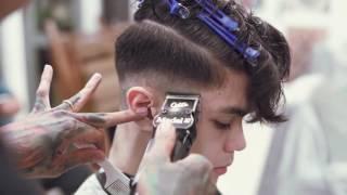Hướng dẫn cắt tóc, tạo kiểu bằng tông đơ wahl