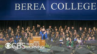 How a Kentucky college has offered tuition-free education for more than a century