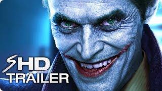 THE JOKER (2019) Teaser Trailer Concept - Willem Dafoe, Martin Scorsese Joker Origin Movie HD