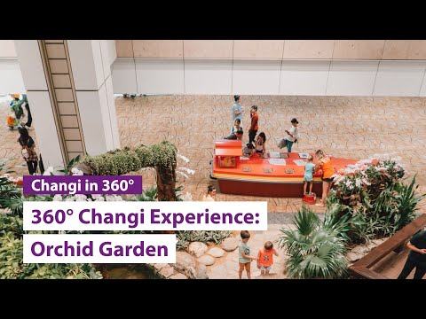 The Orchid Garden 360° Changi Experience