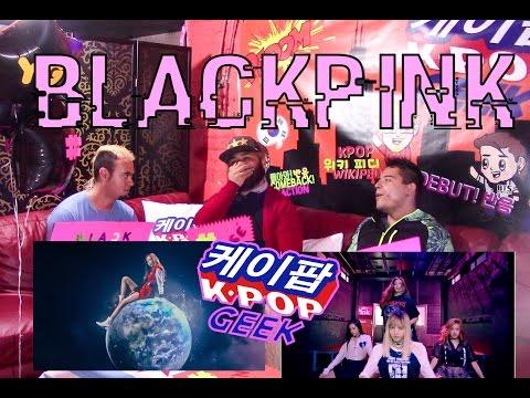 BLACKPINK '(WHISTLE) &'(BOOMBAYAH) MV REACTION #YGFANBOYS