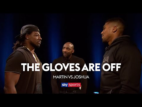 REVISITED! Charles Martin vs Anthony Joshua | The Gloves Are Off 7