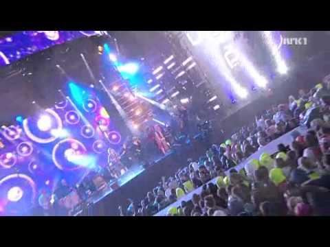 Bigbang - Cigarette (Live @ VG-Lista Topp 20 Oslo 2011 - NRK)