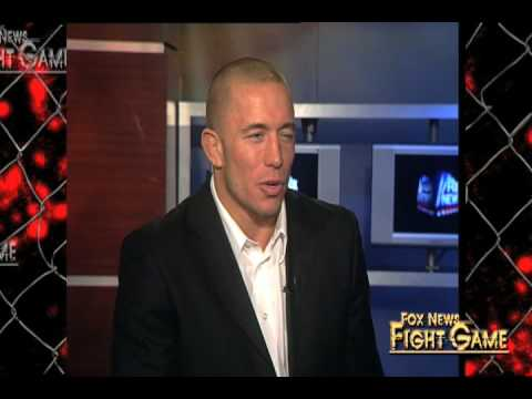 George St. Pierre Interview with Mike Straka Part 2 - YouTube