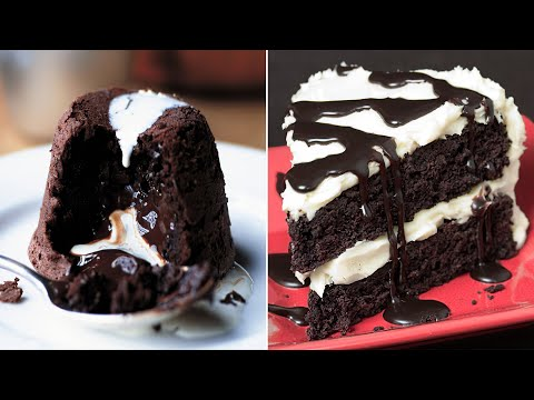 How To Make Perfect Chocolate Cake and Desserts For Every Occasion   So Yummy Cake Recipes