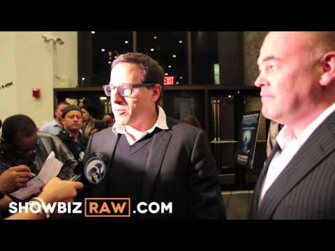 Matthew Quick & David O Russell interviewed on the Red Carpet
