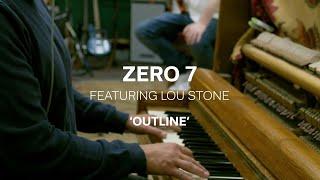 Zero 7 - Outline (Live)