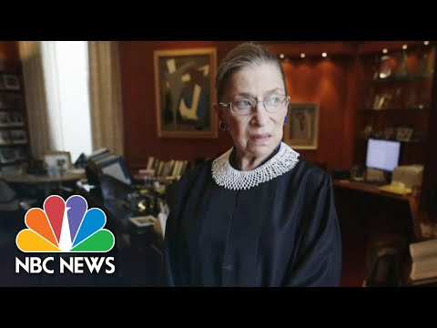 Remembering The Life Of Justice Ruth Bader Ginsburg | NBC News