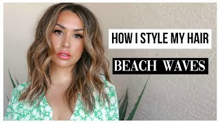 HOW I STYLE MY SHORT HAIR! PRODUCTS, TOOLS, SECRET TIPS!