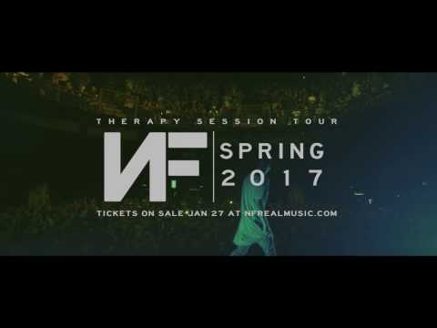 NF presents The Therapy Sessions 2017 Tour