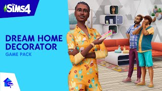 The Sims 4 Dream Home Decorator: Official Reveal Trailer