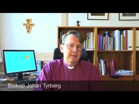 Biskop Johan Tyrberg uppmanar röstberättigade att rösta i kyrkovalet den 17 september