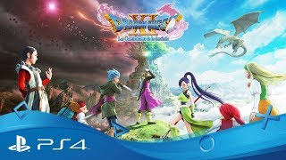 Dragon quest xi :  bande-annonce