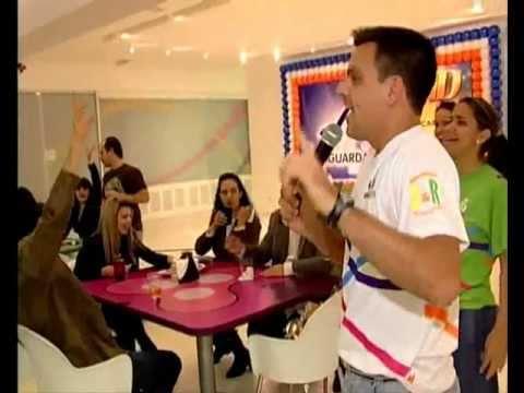 Neliane Leone - Projeta Propaganda no dia do Midia SBT TV Vanguarda