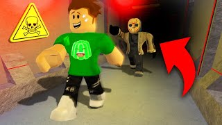ESCAPE The BEAST Before You Get CAUGHT! (Roblox)