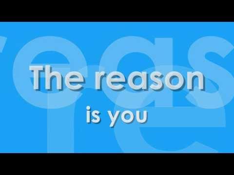 Westlife - The Reason (Lyrics Video) [NEW SONG] Hoobastank Cover