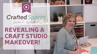 Revealing Mary's Craft Studio Makeover!