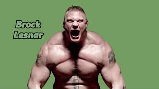 Top 10 Strongest WWE Wrestlers in the World 2017