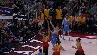 Rudy Gobert Clutch Block on Bogdan Bogdanovic | Kings vs Jazz | March 17, 2018 | 2017-18 NBA Season
