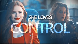 Riverdale Girls - She Loves Control