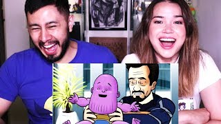 HOW AVENGERS INFINITY WAR SHOULD HAVE ENDED | Reaction!