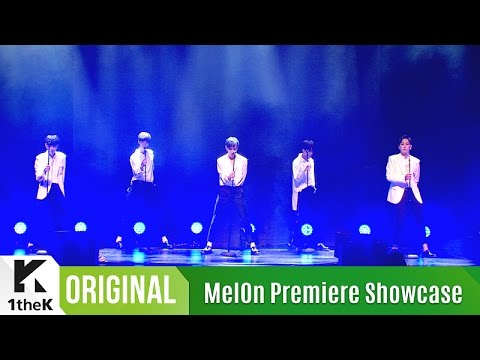 [MelOn Premiere Showcase] B.A.P(비에이피)_Walk(걸어가)