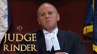 Evicting A Family Over Text | Judge Rinder