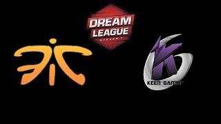 Fnatic vs KEEN GAMING DreamLeague Season 11 Highlights Dota 2