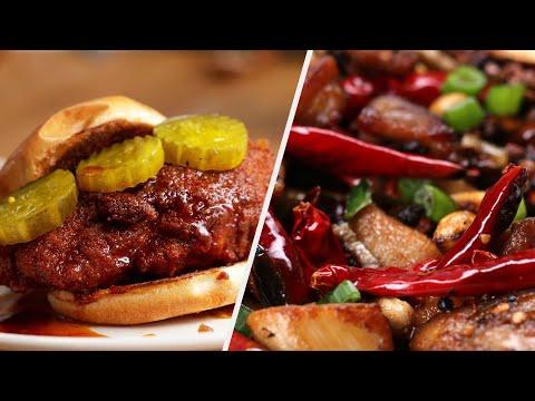 5 Spicy Recipes To Awaken Your Senses ? Tasty Recipes
