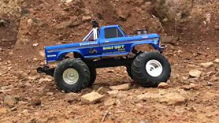 Traxxas BigFoot #1 Monster Truck Amazing!!!