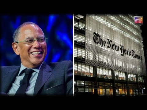 In Private Meeting, NYT Exec. Editor Comes Clean About the Disturbing Truth of Their Operation