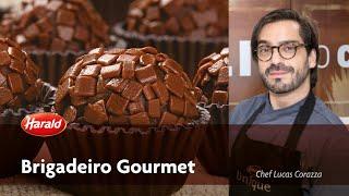 Mix Palestras   Brigadeiro Gourmet   Lucas Corazza