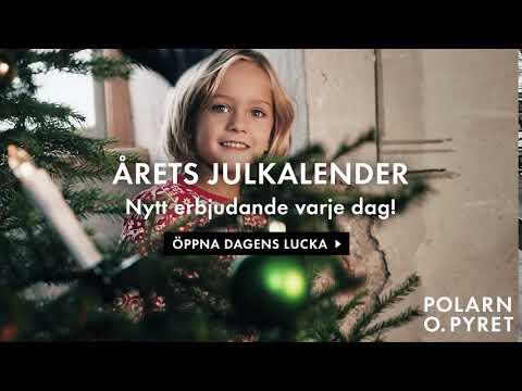 Polarn O. Pyret Julkalender