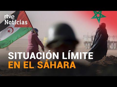 El FRENTE POLISARIO da por roto el ALTO EL FUEGO con MARRUECOS en el SÁHARA OCCIDENTAL | RTVE
