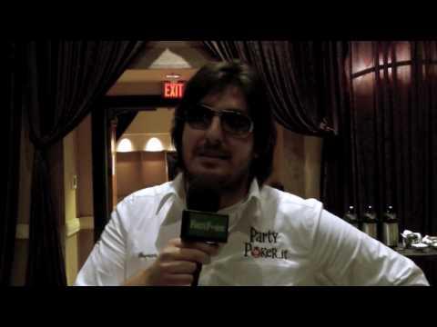 Giovanni Rizzo WSOP
