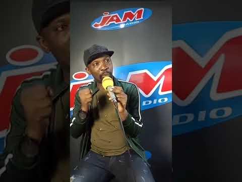Erickson Le Zoulou dans le Quart d'heure live de l'invité sur Radio JAM !!!