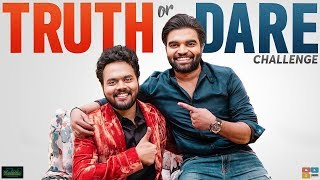 Pradeep Machiraju 'TRUTH or DARE' Challenge, reacts on dat..