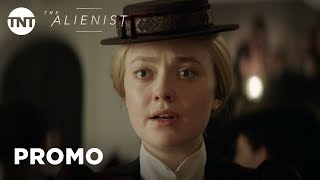 The Alienist: These Bloody Thoughts - Season 1, Ep. 4 [PROMO] | TNT