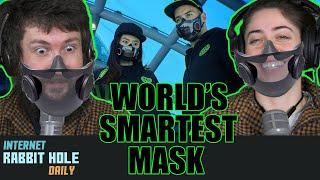 WORLD'S SMARTEST MASK by Razer | Project Hazel | irh REACTION!