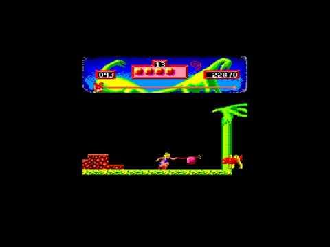 Vixen - 2ª parte - Amstrad CPC Longplay