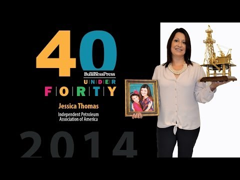 2014 Fort Worth Business Press 40 Under 40 - Jessica Thomas