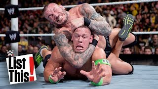6 Superstars who stole John Cena's moves: WWE List This!