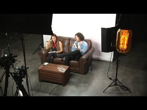 Hozier Facebook Live Q&A with Megan Holiday