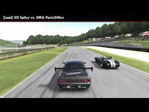 Live for Speed: Online Drifting Livestream + Onboard (1080p