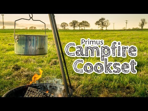 video The Primus Campfire Cookset