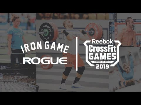 Rogue Official Live Stream - 2019 Reebok CrossFit Games - Day 2
