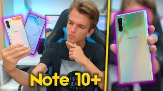 Galaxy Note 10 & Note 10+ UNBOXING & PRIME IMPRESSIONI!