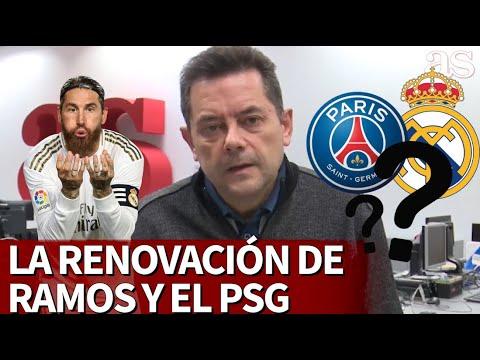 Roncero habla claro: Ramos, Florentino y la oferta del PSG | Diario AS